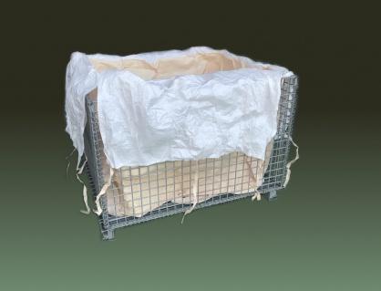 メッシュパレット&四角いフレコンバッグ